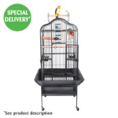 Rainforest Cages Skyline Eagle Top Antique Cage (Online Only)