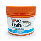Love Fish Temperate Fish Food Flakes 10g