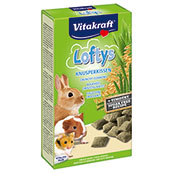 Vitakraft Loftys Small Pet Treats 100g (Online Only)