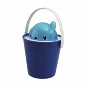 Crock Container Blue (Online Only)