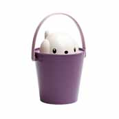 Crock Container Purple (Online Only)