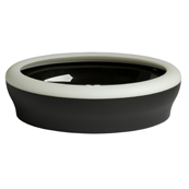 Vicci Litter Bowl Black (Online Only)