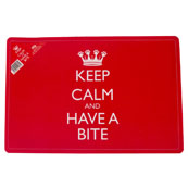 Keep Calm Feeding Mat (Online Only)