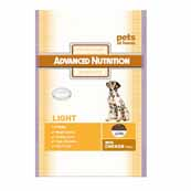 Advance Nutrition Light Dog Food With Joint Care 12kg