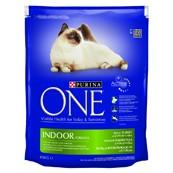 Purina One Adult Indoor Cat Turkey 800g