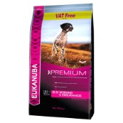 Eukanuba Premium Performance Working and Endurance 15kg (Online Only)