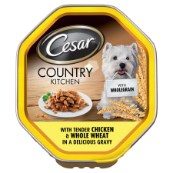 Cesar Wholegrain With Chicken in Gravy 150g