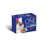 Purina One Indoor Wet Chicken and Tuna