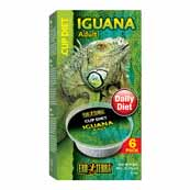 Exo Terra Cup Diets Adult Iguana Food 6 x 60g (Online Only)