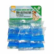 Good Boy Clean Green Dog Loo Bioactivator Capsules