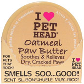 Pet Head Oatmeal Paw Butter Paw Butter 59ml (Online Only)