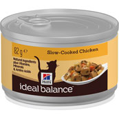 Hill's Ideal Balance Feline Chicken Can 82g