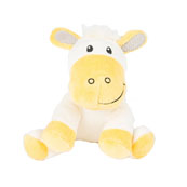 Buttons and Bear Puppy Plush Cow