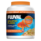 Fluval Goldfish Flakes Fish Food 54g