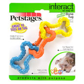 Petstages Mini Bone Tug
