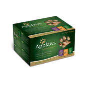 Applaws Cat Chicken Pouch Multi Pack 6 x 70g
