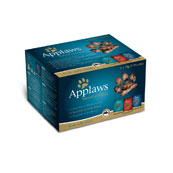 Applaws Cat Fish Pouch Multi Pack 6 x 70g