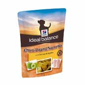 Hill's Ideal Balance Canine Adult Chicken and Apple Treats 227g