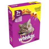 Whiskas Senior with Chicken 825g