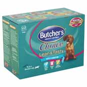 Butcher's Choice Lean and Tasty 12 x 150g