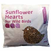 Tweet Tweet Sunflower Hearts 400g