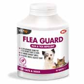 VetIQ Flea Guard 90 tablets (Online Only)