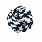 Toile Rope Ball Dog Toy