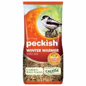 Peckish Winter Warmer
