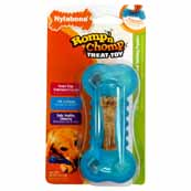 Nylabone Romp N Chomp Dog Bone and Treat