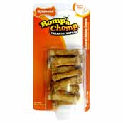 Nylabone Romp N Chomp Dog Treat Refill