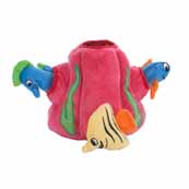 Kyjen Hide-A-Fish Dog Toy