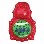 KONG Tennis Pals Lamb Small Dog Toy