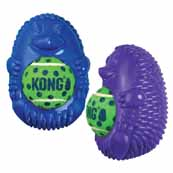 KONG Tennis Pals Hedgehog Large Dog Toy