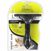 FURminator DeShedding Grooming Tool for Short Haired Dogs Large (Online Only)