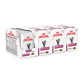 Royal Canin Vet Diet Feline Renal Beef Cat Food Pouches 48 x 85g (Online Only)