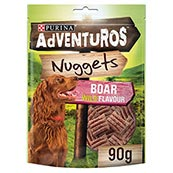 Adventurous Nuggets 90g Dog Treat