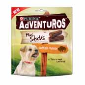 Adventurous Mini Sticks 90g Dog Treat
