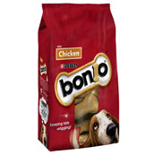Bonio Dog Biscuits with Chicken 1kg