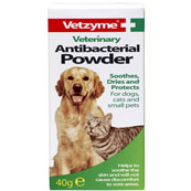 Veterinary Antibacterial Powder 40g