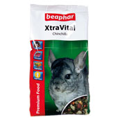Xtra Vital Chinchilla Food 1kg