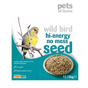 High Energy, No Mess Wild Bird Seed Mix