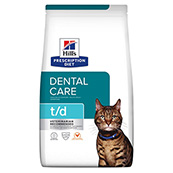 Hill's Prescription Diet t/d Feline (Online Only)