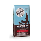 Wainwright's Mature Complete Dog Food with Salmon and Potato
