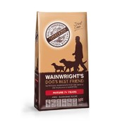 Wainwright's Mature Complete Dog Food with Turkey and Rice