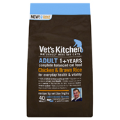 Vet's Kitchen Adult Cat Chicken and Brown Rice 3kg (Online Only)