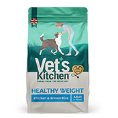Vet's Kitchen Light Dog Chicken and Brown Rice 1.3kg (Online Only)