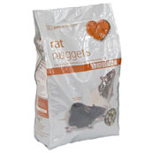 Nugget Rat Food