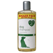 Mildly Scented Dog Shampoo