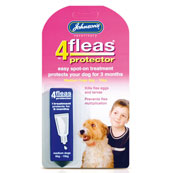 4Fleas Protect Medium Dog
