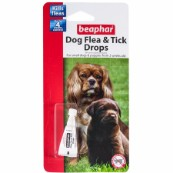 Flea and Tick Drops for Small Dogs and Puppies